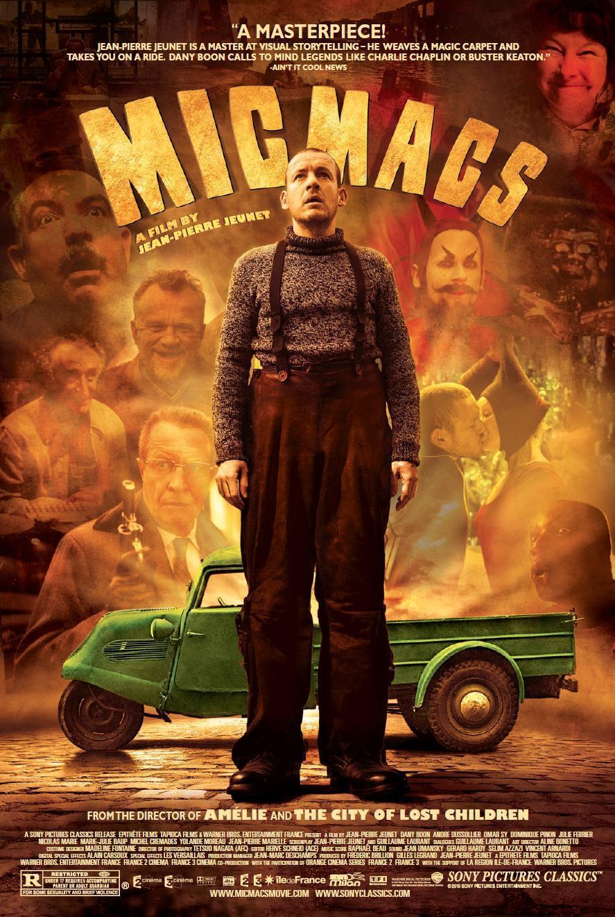 image Mic Macs à Tire-Larigot Watch Full Movie Free Online