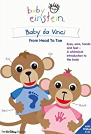 Baby Einstein: Baby Da Vinci from Head to Toe Poster