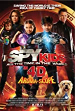 Spy Kids All the Time in the World in 4D(2011)