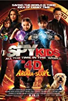 Image of Spy Kids: All the Time in the World in 4D