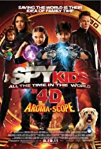 Primary image for Spy Kids 4: All the Time in the World