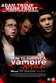 How to Survive a Vampire Attack Poster