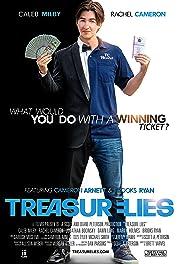 Treasure Lies (2020) poster