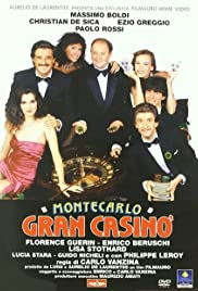 Montecarlo Gran Casinò (1987) Poster - Movie Forum, Cast, Reviews