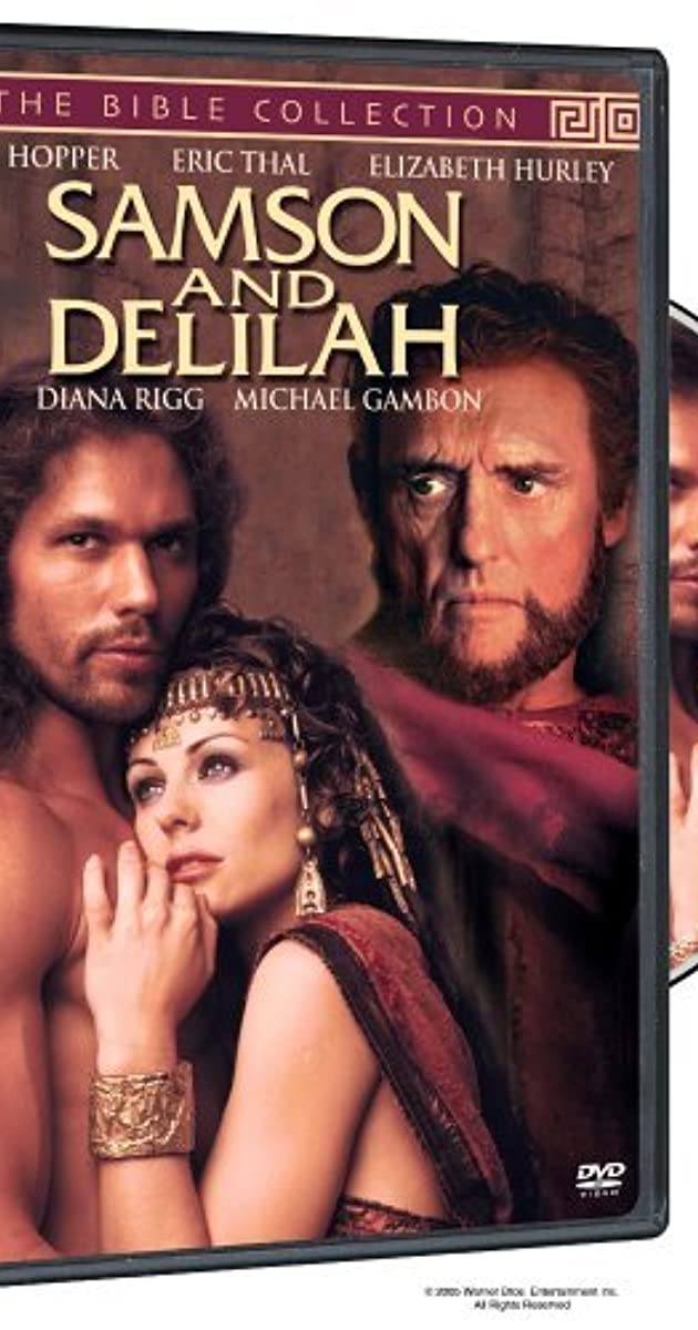samson and delilah tv movie 1996 imdb