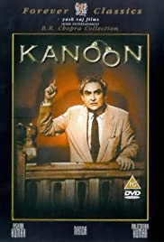Kanoon(1960) Poster - Movie Forum, Cast, Reviews