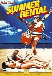 Summer Rental Poster