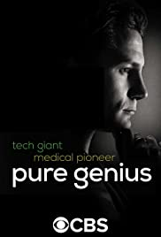 Pure Genius Poster - TV Show Forum, Cast, Reviews