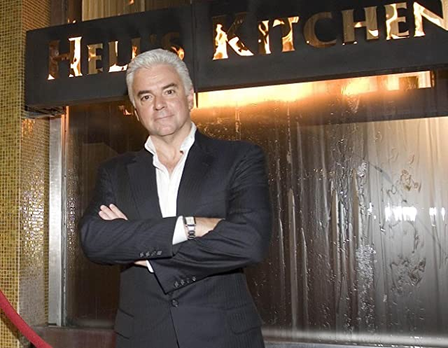 John O'Hurley in Hell's Kitchen (2005)