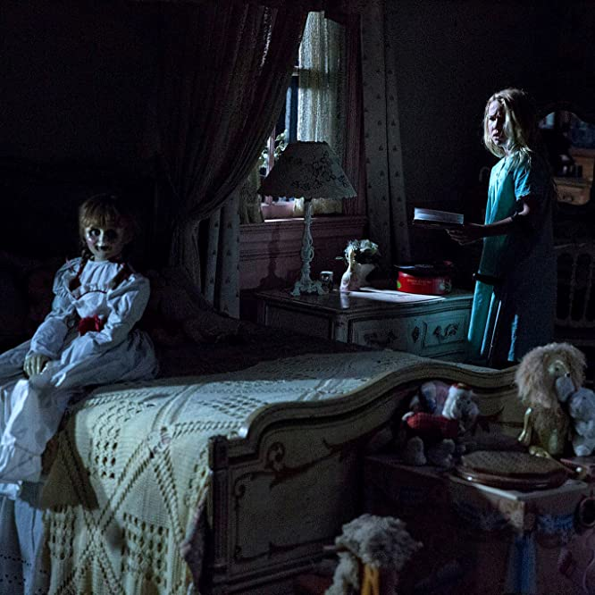 Talitha Bateman in Annabelle: Creation (2017)