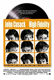 High Fidelity (2000) Poster - Movie Forum, Cast, Reviews
