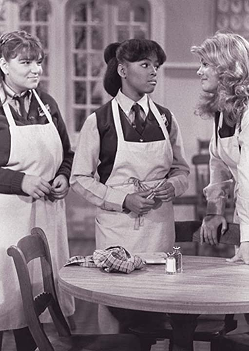 Kim Fields, Mindy Cohn, and Lisa Whelchel in The Facts of Life (1979)