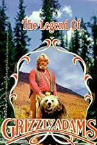 The Legend of Grizzly Adams (1990) Poster