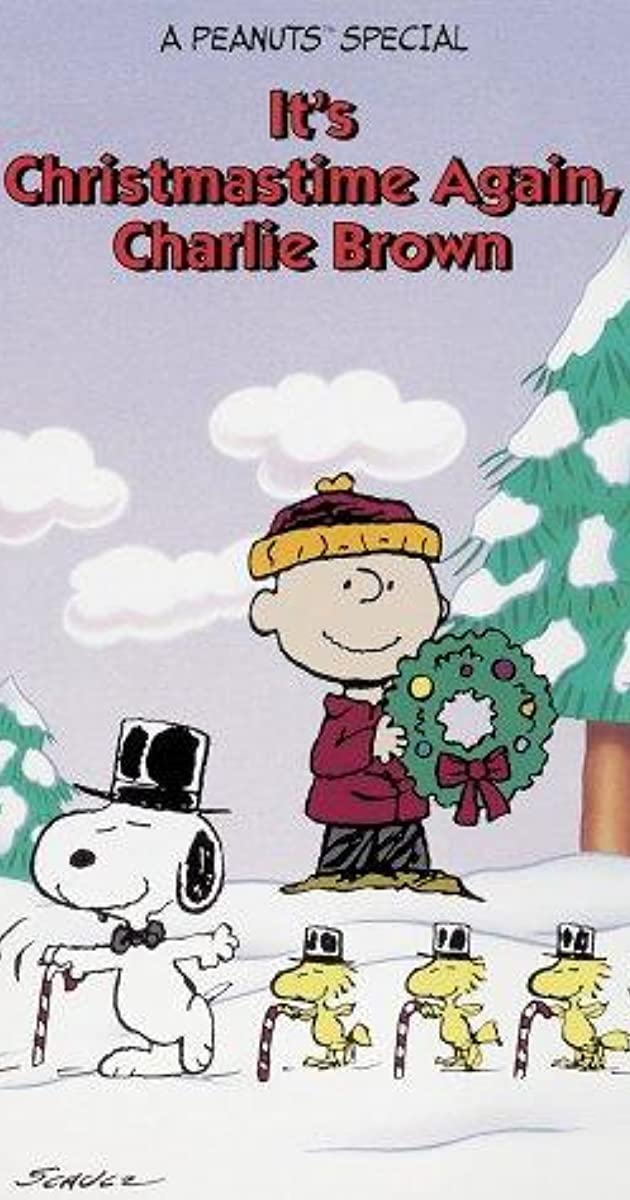 It's Christmastime Again, Charlie Brown (TV Short 1992) - IMDb