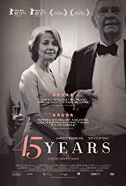 45 Years (2015) Poster - Movie Forum, Cast, Reviews