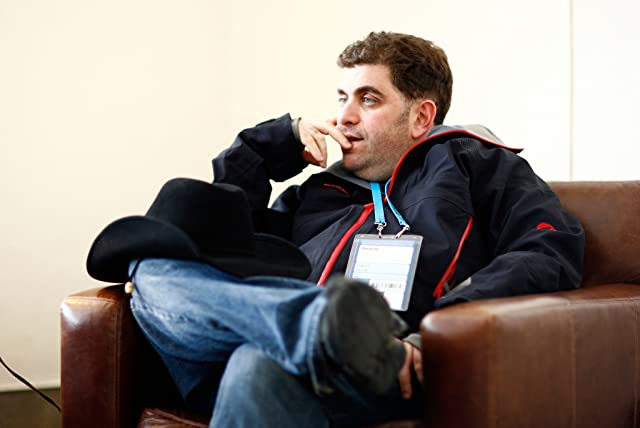 Eugene Jarecki at an event for Red State (2011)