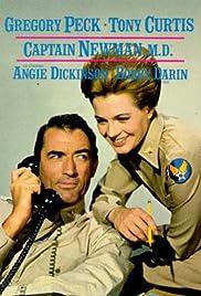 Captain Newman, M.D.(1963) Poster - Movie Forum, Cast, Reviews