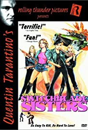 Switchblade Sisters Poster