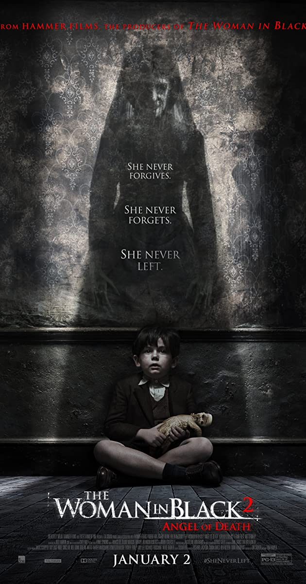 Image result for the woman in black 2 poster