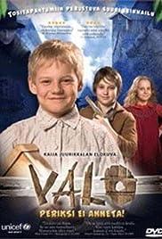 Valo(2005) Poster - Movie Forum, Cast, Reviews