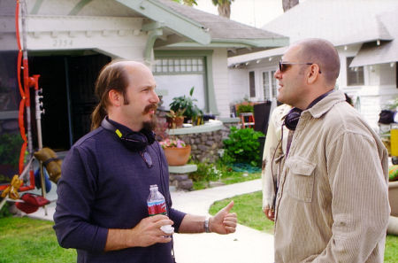 Producers Billy Pollina and Kevin Halloran
