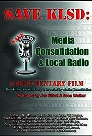 Save KLSD: Media Consolidation and Local Radio Poster