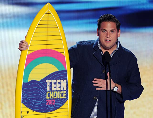 Jonah Hill at an event for Teen Choice Awards 2012 (2012)