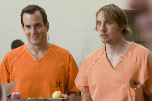 Will Arnett and Dax Shepard in Let's Go to Prison (2006)