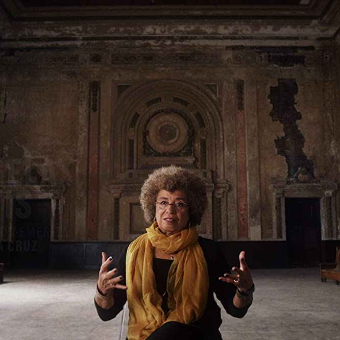 Angela Davis in 13th (2016)