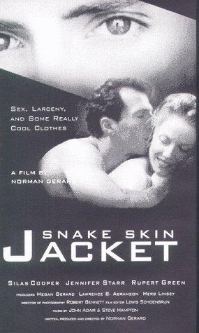 Snake Skin Jacket