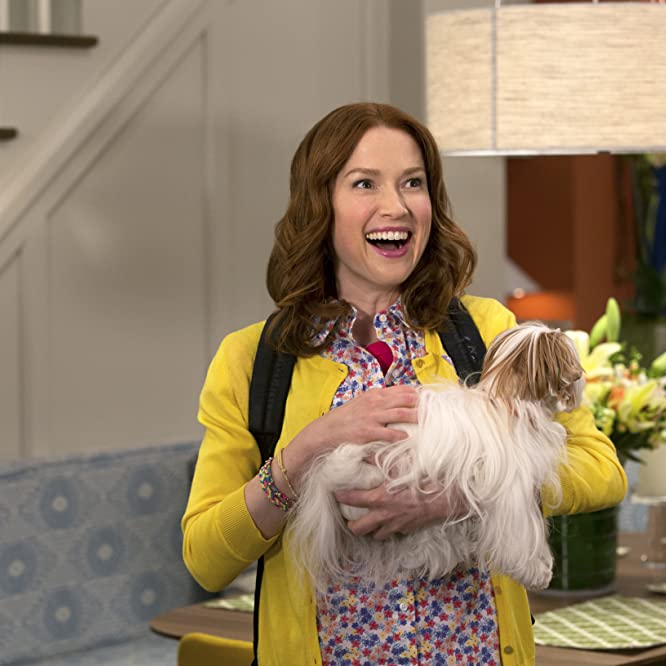Ellie Kemper in Unbreakable Kimmy Schmidt (2015)