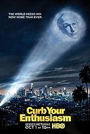 Curb Your Enthusiasm - Season 2 poster