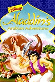 Aladdin's Arabian Adventures: Fearless Friends Poster