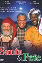 Image of Santa and Pete