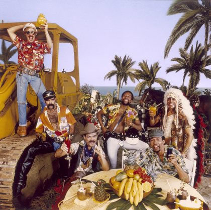The Village People Alexander Briley, Felipe Rose, Ray Simpson, Randy Jones, David Hodo, & Glenn Hughes C. 1979