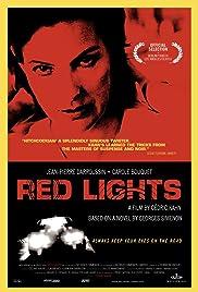 Feux rouges Poster