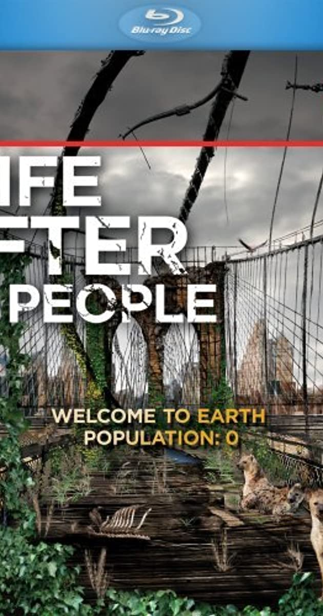 life after people Available in: dvd for anyone who ever wondered what would happen to our planet should mankind simply vanish, the filmmakers at the history channel offer a.