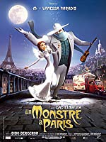 A Monster in Paris(2011)