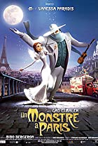 A Monster in Paris (2011) Poster