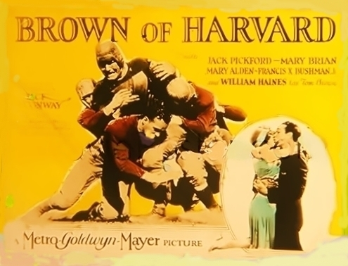Image result for brown of harvard 1926