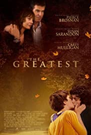 The Greatest (2009) Poster - Movie Forum, Cast, Reviews