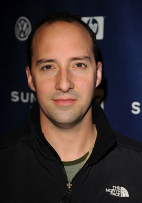 Tony Hale at The Year of Getting to Know Us (2008)