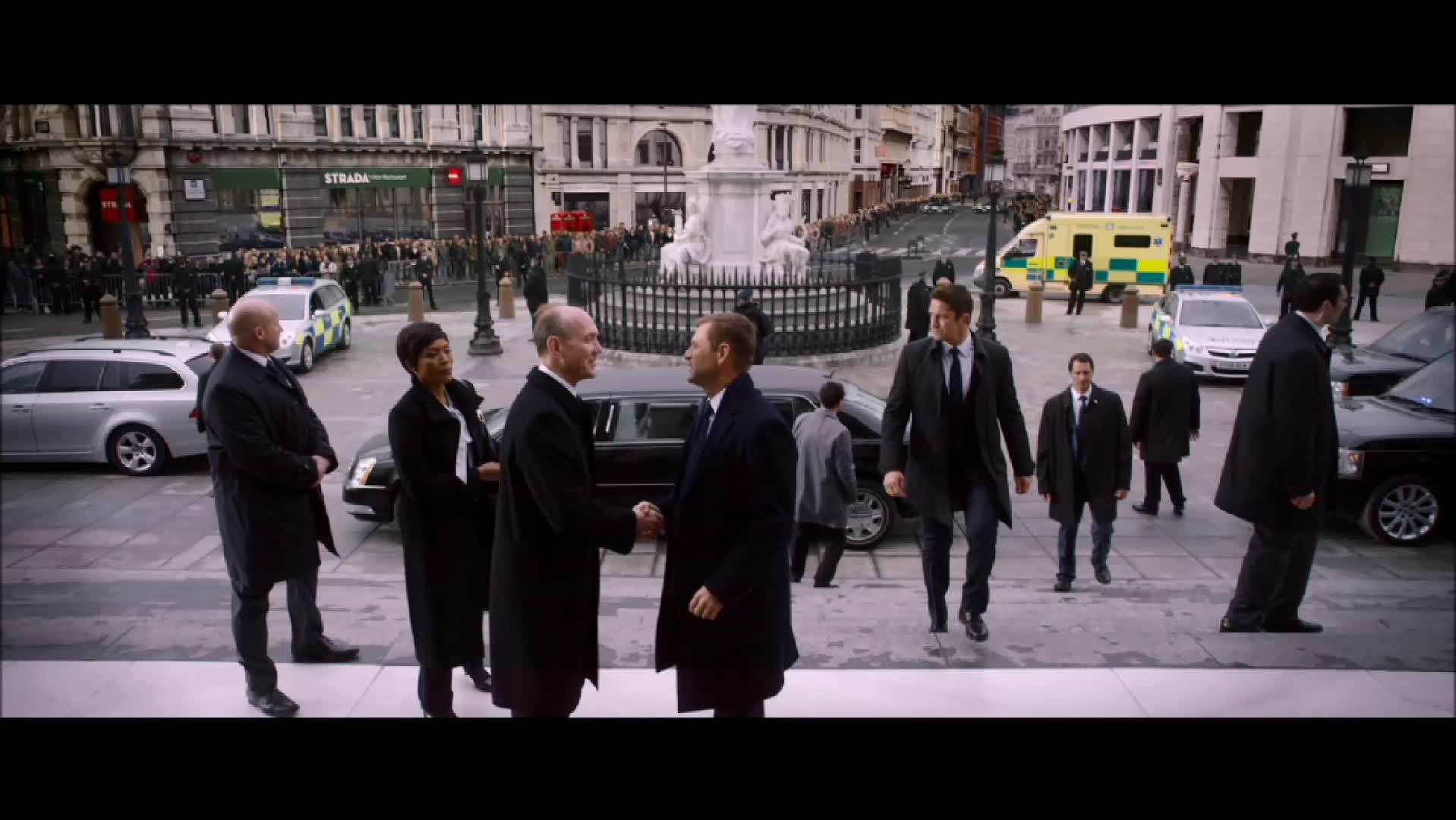 London Movie Trailer