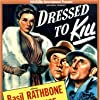 Basil Rathbone, Nigel Bruce, and Patricia Morison in Dressed to Kill (1946)
