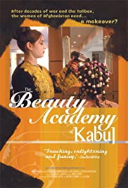The Beauty Academy of Kabul Poster