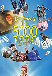 The 5,000 Fingers of Dr. T. Poster