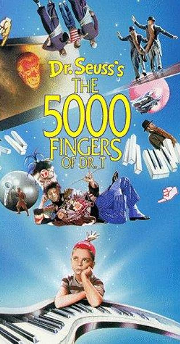 The 5,000 Fingers of Dr. T. (1953) - IMDb