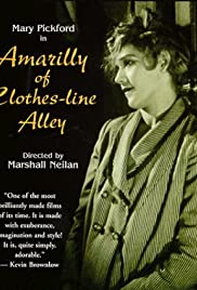 Amarilly of Clothes-Line Alley Poster