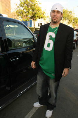 Ben Roethlisberger at The 48th Annual Grammy Awards (2006)