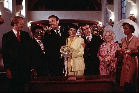 Liza Minnelli And Jack Haley Jr With Friends On Their Wedding Day 1974